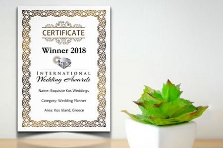 international wedding awards